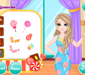 Hra - Sweet Candy Makeover