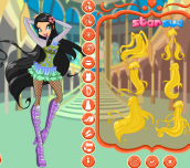 Hra - Winx Club Stella Season 5 Outfits