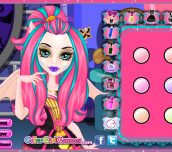 Hra - Monster High Rochelle Goyle Makeup