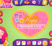 Hra - Mother's Day Card Maker