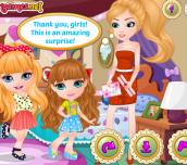 Hra - Baby Barbie Sisters Surprise