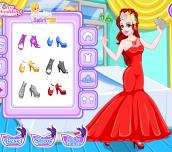 Hra - Princess Ariel Masquerade Ball