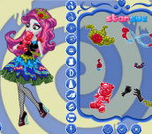Hra - Monster High Sweet Screams Ghoulia Yelps