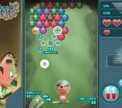 Hra - Atom&QuarkBubbleFever