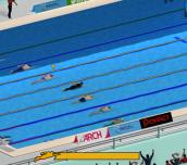 Hra - Rio 2016: Swimming Pro