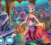 Hra - Eliza Mermaid And Nemo Ocean Adventure