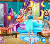 Hra - Princess Birthday Celebration