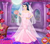 Hra - Princess Belle Ball Dress Up