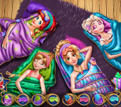 Hra - Royal Girls Sleepover