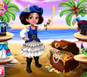 Hra - PiratePrincessTreasureAdventure