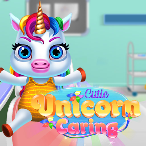 Hra - Cutie Unicorn Care