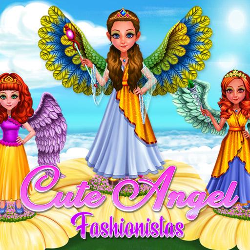 Hra - Cute Angel Fasionistas
