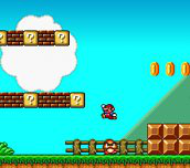 Hra - Mario Forever Flash