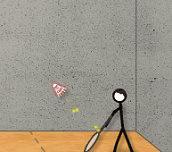 Hra - Stickfigurebadminton