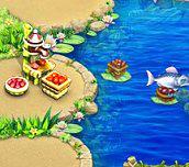 Hra - Farm Frenzy Gone Fishing