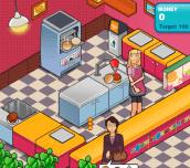 Hra - BurgerRestaurant
