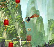 Hra - Kung Fu Panda: Tigress Jump