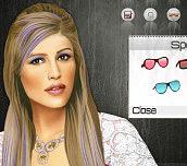 Hra - Celebrity Makeover