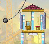 Hra - Building Demolisher