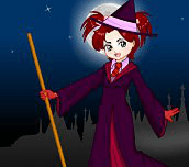 Hra - StudentWitchDressup
