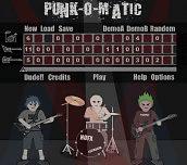 Hra - PunkOMatic