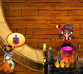 Hra - Čarodejníckyobchod