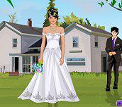 Hra - WeddingDressup