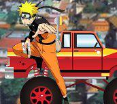 Hra - Naruto Monster Car 2