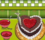 Hra - BlackForestCakeCooking