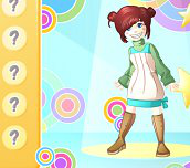 Hra - Bubble Dress Up