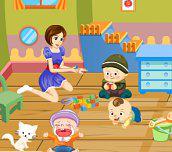 Hra - Materská škôlka