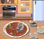 Hra - Čokoládová Pizza