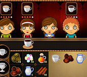 Hra - Coffee Bar