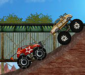 Hra - TruckWars