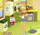 Hra - Jennifer Rose: Cat Grooming