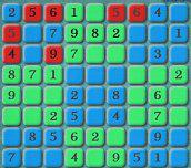 Hra - Sudoku 2010