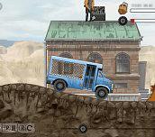 Hra - PrisonBusDriver