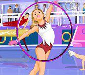 Hra - Krásna gymnastka