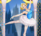 Hra - BallerinaPerfectDressUp