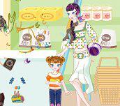 Hra - Oblečmamičkusdcérkou