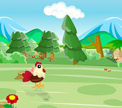 Hra - Run Chicken Run