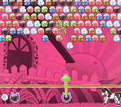 Hra - BubbleHitPonyParade