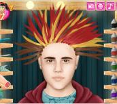 Hra - JustinBieberHaircut