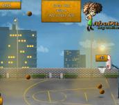Hra - AfroBasketball