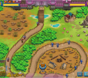 Hra - Stormy Castle