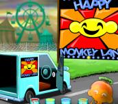 Hra - MonkeyGoHappy6