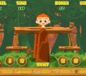 Hra - MonkeyMathBalance