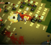 Hra - Zombie Minesweeper