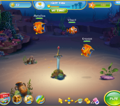 Hra - Fishdom3