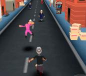Hra - Angry Gran Run